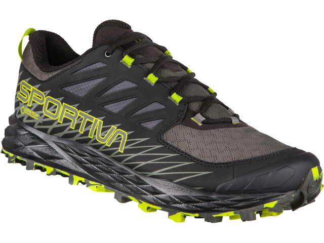 La Sportiva Lycan GTX - Zapatillas running Hombre - gris/verde